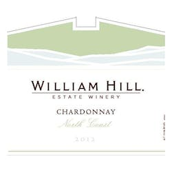 William Hill Estate 'North Coast' Chardonnay  2012 image