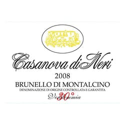 Casanova di Neri 'White Label' Brunello 2008 image