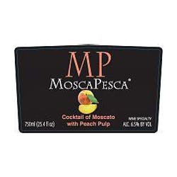MoscaPesca Moscato with Peach Pulp