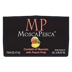 MoscaPesca Moscato with Peach Pulp image