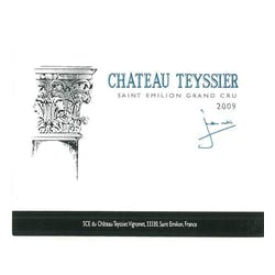 Chateau Teyssier Saint-Emilion Grand Cru 2009 image