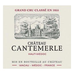 Chateau Cantemerle Haut Medoc 2009 image