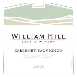 William Hill Estate 'North Coast' Cabernet 2012 image