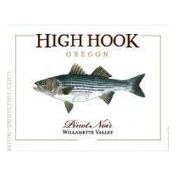 Fish Hook Vineyards 'High Hook' Pinot Noir 2012 image