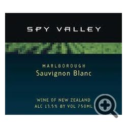 Spy Valley Sauvignon Blanc 2013
