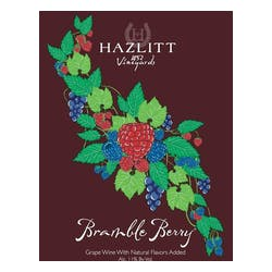 Hazlitt Vineyards Bramble Berry 3.0L image