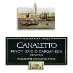 Canaletto 'Wine Makers' Pinot Grigio 2010 image
