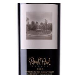 Round Pond Estate 'Rutherford' Cabernet 2010 image