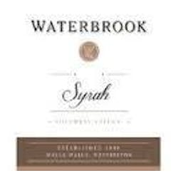 Waterbrook Winery Syrah 2012 image