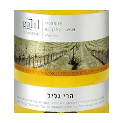 Galil Mountain Winery Viognier 2013