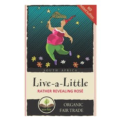 Stellar Winery 'Live a Little' Rather Revealing Rose NV image