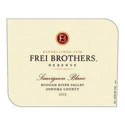 Frei Brothers 'Reserve' Sauvignon Blanc 2013 image