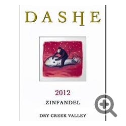Dashe Dry Creek Zinfandel 2012