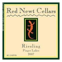 Red Newt Cellars Riesling 2003 image