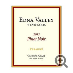 Edna Valley Vineyards 'Paragon' Pinot Noir 2013