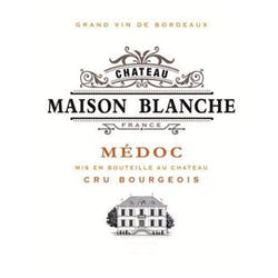 Chateau Maison Blanche Medoc 2010 image