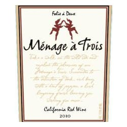 Menage a Trios Menage a Trois Red 2012 image