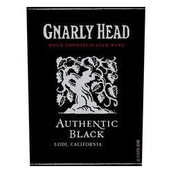 Gnarly Head 'Authentic Black' Blend 2018 image