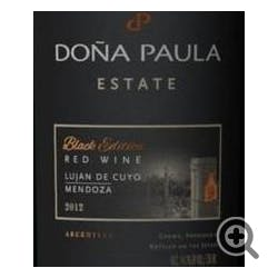 Dona Paula 'Estate' 'Black Edition' Red Wine 2012