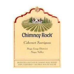 Chimney Rock Winery Stags Leap Cab Sauv 2010