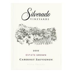 Silverado Vineyards Estate Cabernet Sauvignon 2010 image