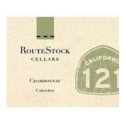 Routestock Cellars 'Route 121' Chardonnay 2012 image