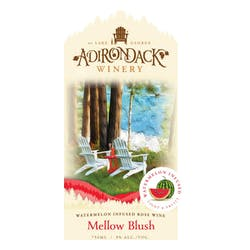 Adirondack Winery 'Mellow Blush' Red Blend NV image