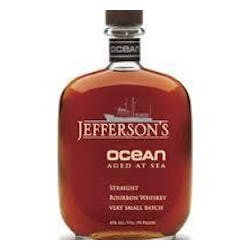 Jefferson's Ocean Aged at Sea Very Small Batch 90proof 750ml image
