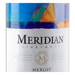 Meridan Winery Merlot 2012 375ml image