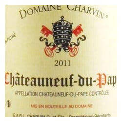 Domaine Charvin Chateauneuf Du Pape 2011 image