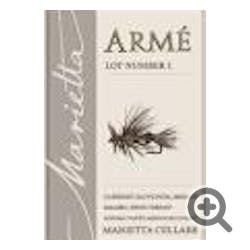 Marietta Cellars 'Arme' 'Lot 1' Cabernet Blend