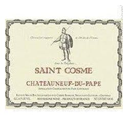 Chateau St Cosme Chateauneuf du Pape  2011 image
