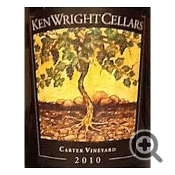 Ken Wright 'Carter Vineyard' Pinot Noir 2013