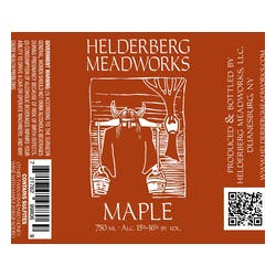 Helderberg Meadworks 'Maple' Mead NV image