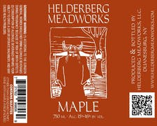 Helderberg Meadworks Maple Mead NV