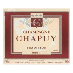 Chapuy Tradition Champagne NV image