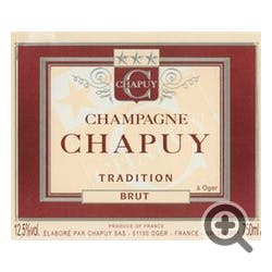 Chapuy Tradition Champagne NV