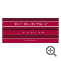 Three Rivers Winery River's Red 2012