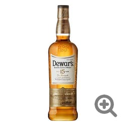 Dewar's 15Year Blended Scotch 750ml