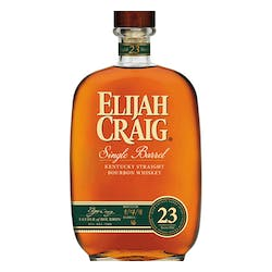 Elijah Craig 23yr 750ml 90prf Single Barrel image