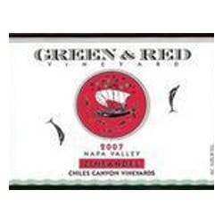 Green & Red 'Chiles Canyon' Zinfandel 2012 image