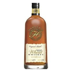Parkers Heritage 13yr 750ml Wheat Whiskey 127.4prf image