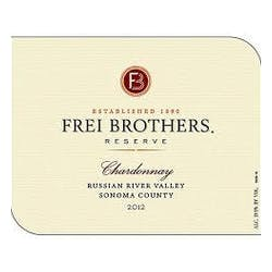 Frei Brothers 'Reserve' Chardonnay 2013 image