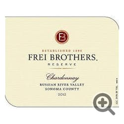 Frei Brothers 'Reserve' Chardonnay 2013