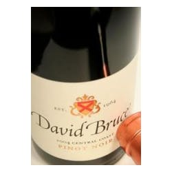 David Bruce 'Central Coast' Pinot Noir 2006 image