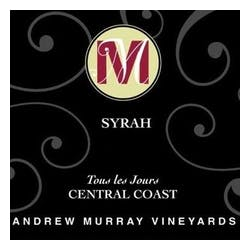 Andrew Murray 'Tous les Jours' Syrah 2013 image