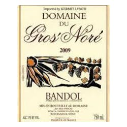 Domaine Gros Nore Bandol Rouge 2012 image