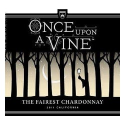 Once Upon a Vine 'The Fairest' Chardonnay 2012 image