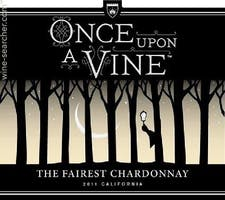 Once Upon a Vine 'The Fairest' Chardonnay 2012
