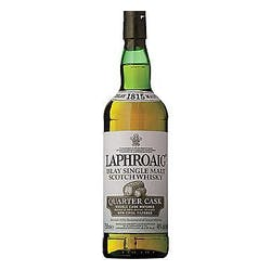 Laphroaig 'Quarter Cask' 96prf Single Malt Scotch 750ml image